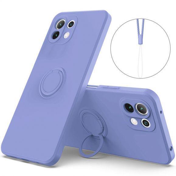 Coque Xiaomi 11 Lite 5G NE, Mi 11 Lite 4G, Mi 11 Lite 5G Silicone Liquide Ring