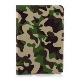 Housse iPad Mini 3 / 2 / 1 - Camouflage Militaire
