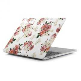 Coque MacBook Pro 13 / Touch Bar Liberty Fleur