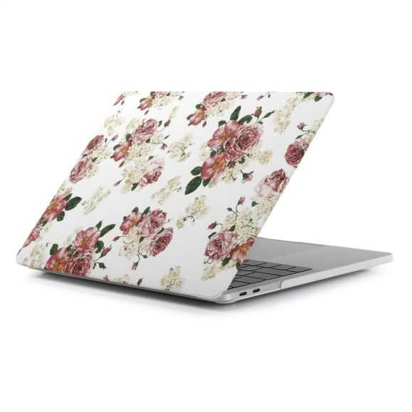 Coque MacBook Pro 15 / Touch Bar Liberty Fleur