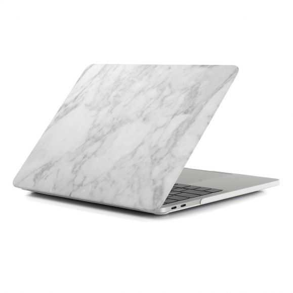Coque MacBook Pro 15 / Touch Bar Marbre - Gris