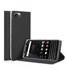 Housse BlackBerry KEYone Business Imitation Cuir