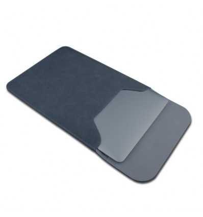 Pochette MacBook 12 pouces Sleeve Pouch - Gris Foncé
