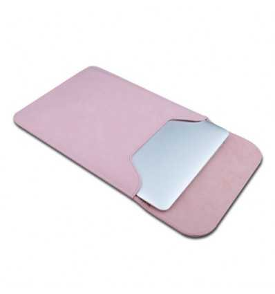 Pochette MacBook 12 pouces Sleeve Pouch - Rose