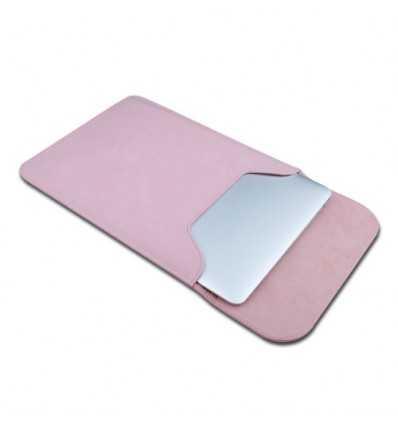Pochette MacBook 12 pouces Sleeve Pouch - Rose