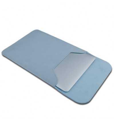 Pochette MacBook 12 pouces Sleeve Pouch - Bleu