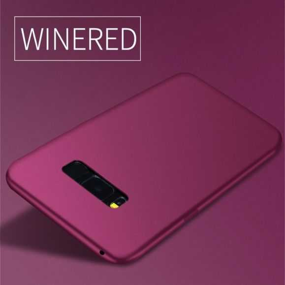 Coque Samsung Galaxy S8 Ultra Slim Premium - Wine Red