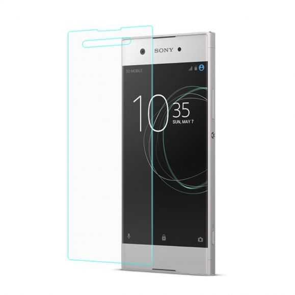 Protection d'écran Sony Xperia XA1 en verre trempé