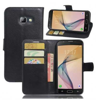 Housse Samsung Galaxy A5 2017 Cuir Style Portefeuille