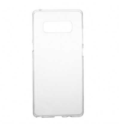 Coque Samsung Galaxy Note 8 Soft-Touch Transparent