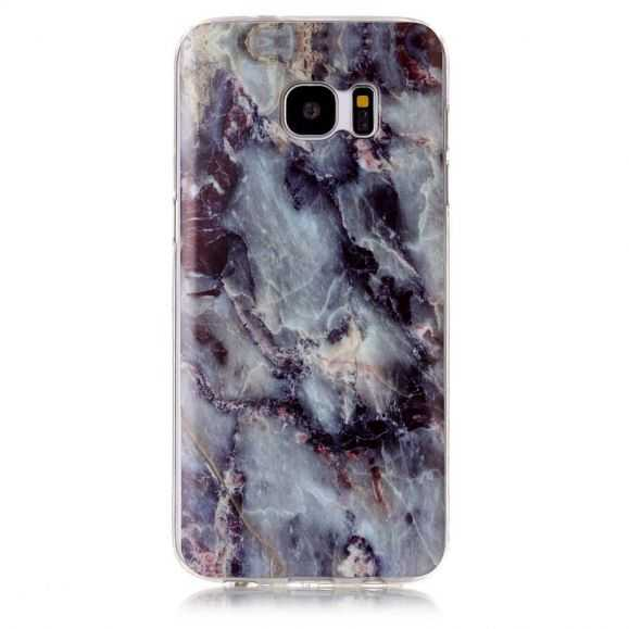 coque galaxy s6 edge marbre