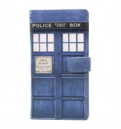 Housse Samsung Galaxy J5 2017 - Police Box Doctor Who