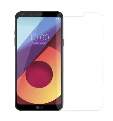 2 protections d'écran LG Q6 en verre trempé