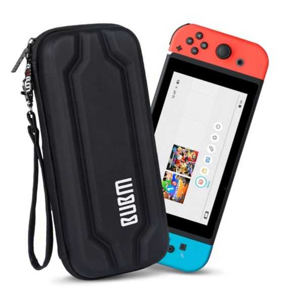 Housse de transport Nintendo Switch - Noir