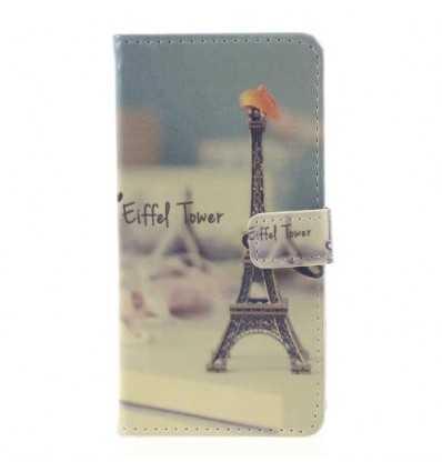 Housse Sony Xperia XZ1 Compact - Tour Eiffel