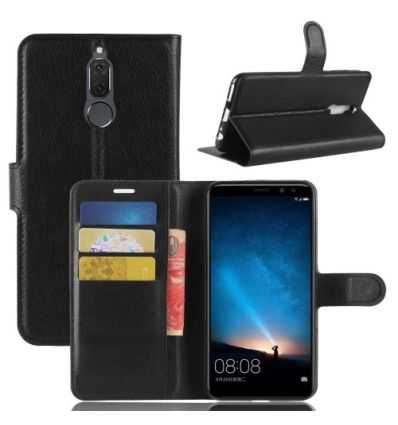 Housse Huawei Mate 10 Lite Portefeuille Style Cuir
