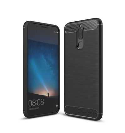 Coque Huawei Mate 10 Lite Carbone Brossée