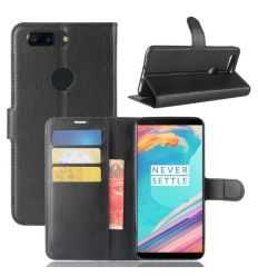 Housse OnePlus 5T Portefeuille Style Cuir