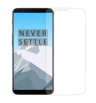 Protection d'écran OnePlus 5T en verre trempé - x2