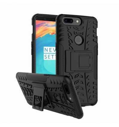 Coque OnePlus 5T Hybride Antidérapante