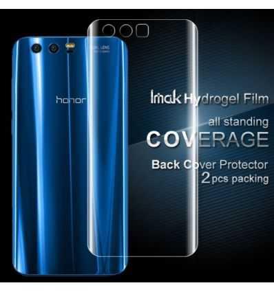 2 protections arrière pour Huawei Honor 9 en hydrogel