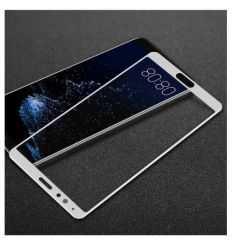 Protection d'écran Verre Trempé Huawei Honor V10 Full Size - Blanc