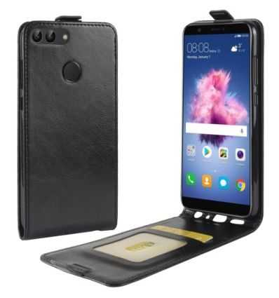 Housse Huawei P Smart Simili cuir verticale