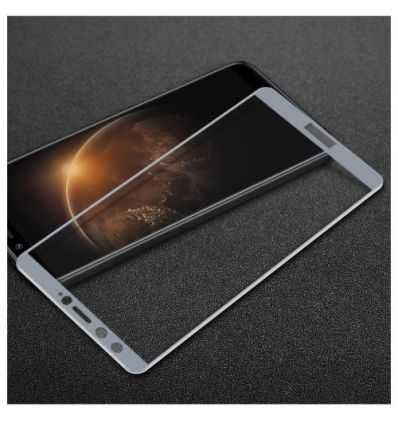 Protection d'écran Verre Trempé Huawei Honor 9 Lite Full Size - Gris