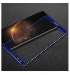 Protection d'écran Verre Trempé Huawei Honor 9 Lite Full Size - Bleu