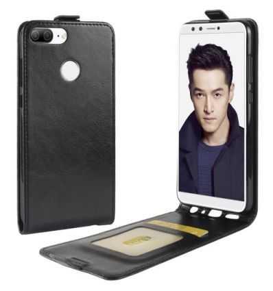 Housse Huawei Honor 9 Lite Simili cuir verticale