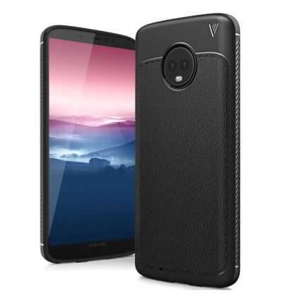 Coque Motorola Moto G6 Gentlemen Series - Noir