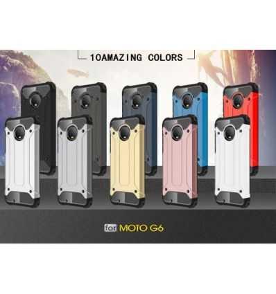 Coque Motorola Moto G6 Armor Guard