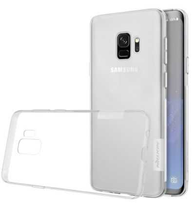 Coque Samsung Galaxy S9 NILLKIN Nature - Transparent