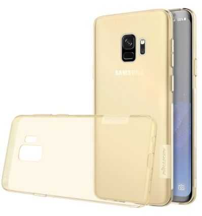 Coque Samsung Galaxy S9 NILLKIN Nature - Transparent or