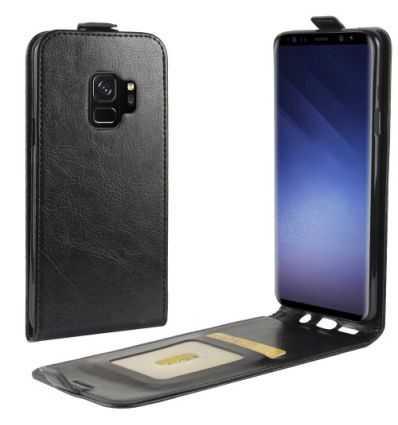 Housse Samsung Galaxy S9 Simili cuir verticale
