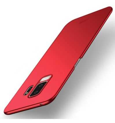 Coque Samsung Galaxy S9 Plus Shield Slim - Rouge