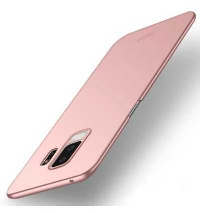 Coque Samsung Galaxy S9 Plus Shield Slim - Or rose
