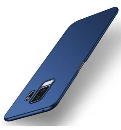 Coque Samsung Galaxy S9 Plus Shield Slim - Bleu