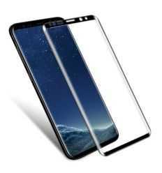 Protection d'écran Verre Samsung Galaxy S9 Full Size - Noir
