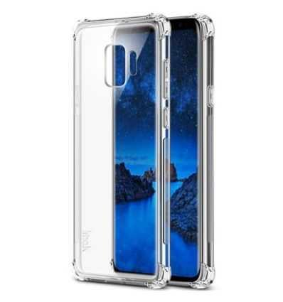 Coque Samsung Galaxy S9 Class Protect - Transparent