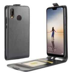 Housse Huawei P20 Lite Simili cuir verticale