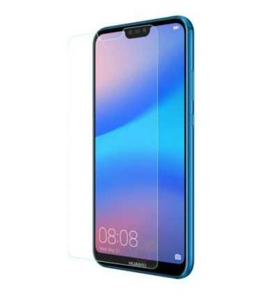 2 protections d'écran Huawei P20 Lite en verre trempé