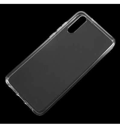 Coque transparente Huawei P20 gel silicone