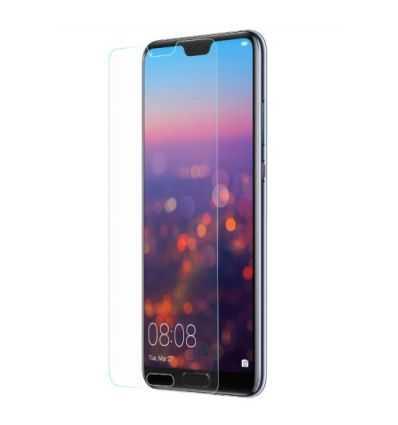 2 protections d'écran Huawei P20 en verre trempé