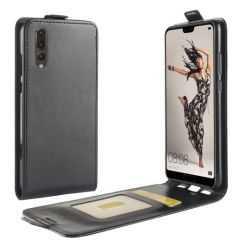 Housse Huawei P20 Simili cuir rabat verticale