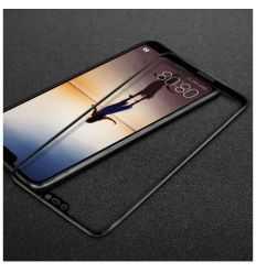 Protection d'écran Verre Trempé Huawei P20 Lite Full Size - Noir