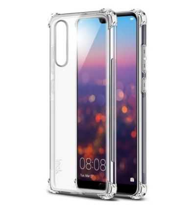 Coque Huawei P20 Pro Class Protect + Protection d'écran - Transparent