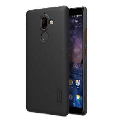 Coque avec protection d'écran Nokia 7 Plus Nillkin Rigide Givrée