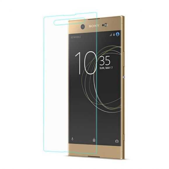 Protection en verre trempé pour Sony Xperia XA1 Ultra