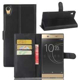 Housse Sony Xperia XA1 Ultra Portefeuille Style Cuir